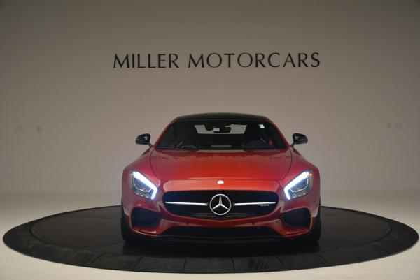 Used 2016 Mercedes Benz AMG GT S S for sale Sold at Maserati of Westport in Westport CT 06880 12