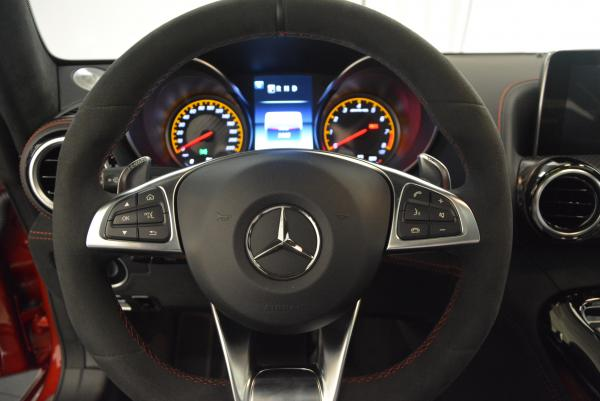 Used 2016 Mercedes Benz AMG GT S S for sale Sold at Maserati of Westport in Westport CT 06880 22