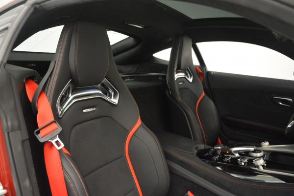 Used 2016 Mercedes Benz AMG GT S S for sale Sold at Maserati of Westport in Westport CT 06880 28