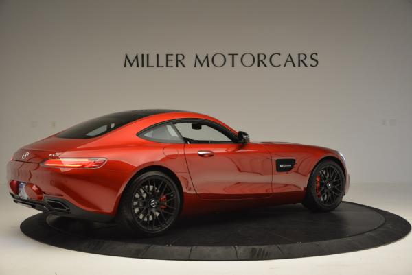 Used 2016 Mercedes Benz AMG GT S S for sale Sold at Maserati of Westport in Westport CT 06880 8