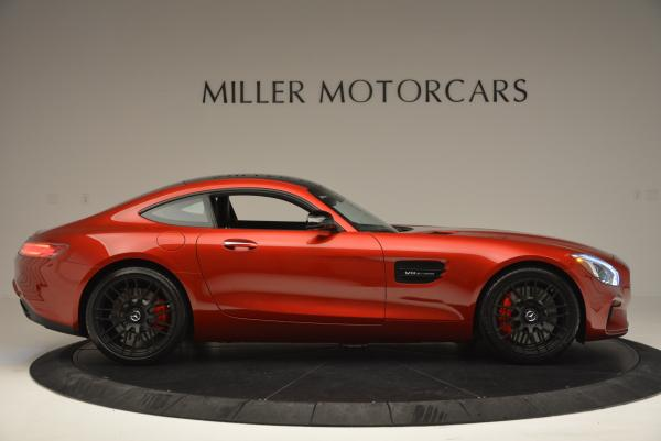 Used 2016 Mercedes Benz AMG GT S S for sale Sold at Maserati of Westport in Westport CT 06880 9