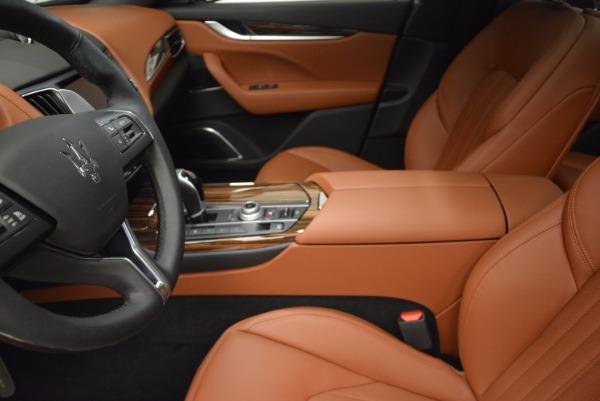 New 2017 Maserati Levante S Q4 for sale Sold at Maserati of Westport in Westport CT 06880 14