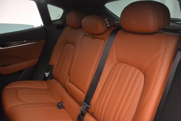 New 2017 Maserati Levante S Q4 for sale Sold at Maserati of Westport in Westport CT 06880 18
