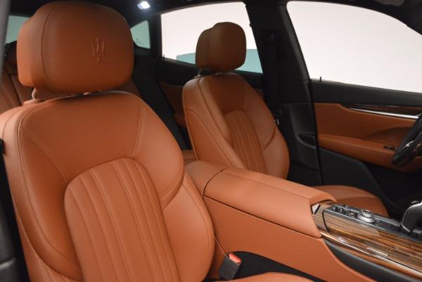 New 2017 Maserati Levante S Q4 for sale Sold at Maserati of Westport in Westport CT 06880 21