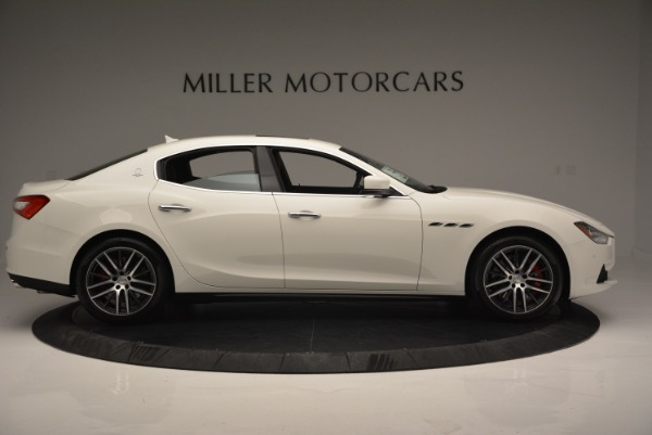 New 2017 Maserati Ghibli S Q4 for sale Sold at Maserati of Westport in Westport CT 06880 6