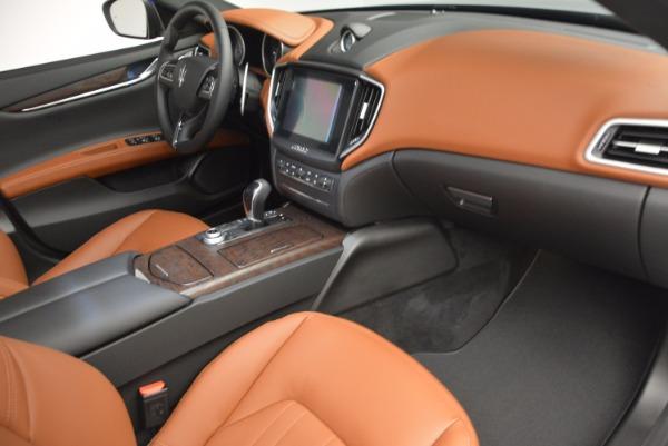 Used 2017 Maserati Ghibli S Q4 Ex-Loaner for sale Sold at Maserati of Westport in Westport CT 06880 15