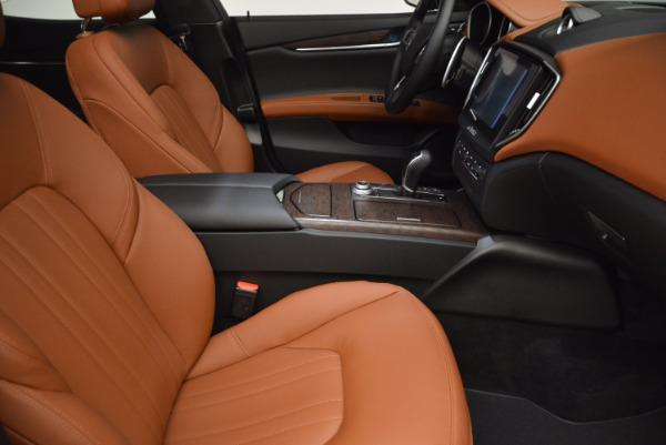 Used 2017 Maserati Ghibli S Q4 Ex-Loaner for sale Sold at Maserati of Westport in Westport CT 06880 16