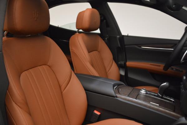Used 2017 Maserati Ghibli S Q4 Ex-Loaner for sale Sold at Maserati of Westport in Westport CT 06880 17