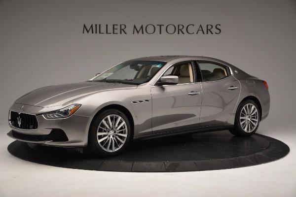 Used 2017 Maserati Ghibli S Q4 Ex-Loaner for sale Sold at Maserati of Westport in Westport CT 06880 2