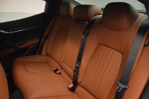 Used 2017 Maserati Ghibli S Q4 Ex-Loaner for sale Sold at Maserati of Westport in Westport CT 06880 18