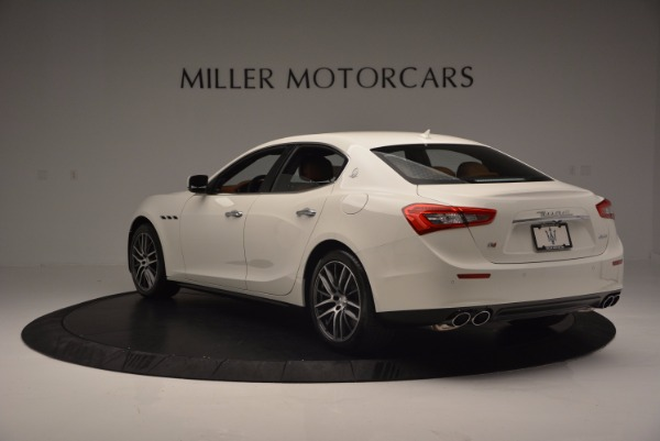 Used 2017 Maserati Ghibli S Q4 Ex-Loaner for sale Sold at Maserati of Westport in Westport CT 06880 5