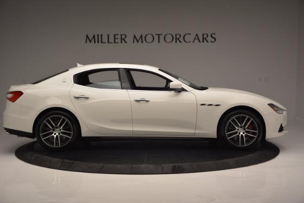 Used 2017 Maserati Ghibli S Q4 Ex-Loaner for sale Sold at Maserati of Westport in Westport CT 06880 9
