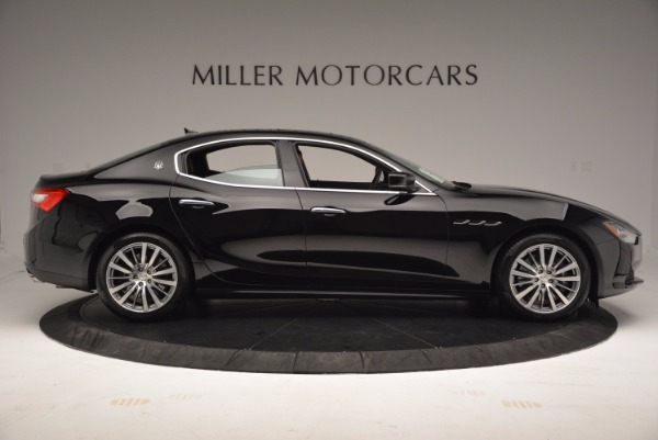 Used 2017 Maserati Ghibli SQ4 S Q4 Ex-Loaner for sale Sold at Maserati of Westport in Westport CT 06880 9