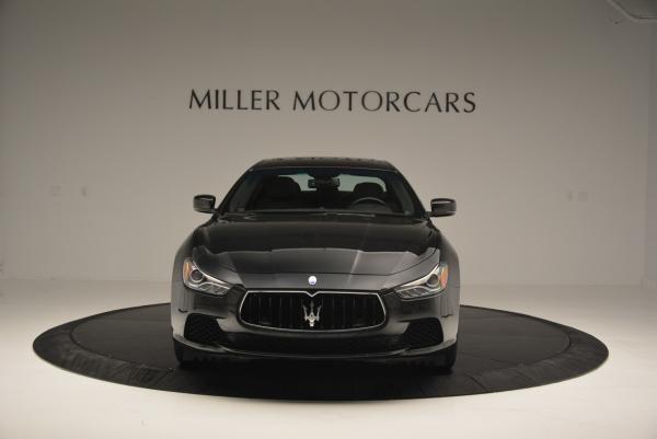 Used 2015 Maserati Ghibli S Q4 for sale Sold at Maserati of Westport in Westport CT 06880 11