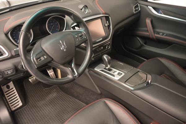 Used 2015 Maserati Ghibli S Q4 for sale Sold at Maserati of Westport in Westport CT 06880 12