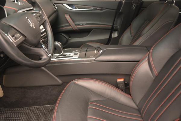 Used 2015 Maserati Ghibli S Q4 for sale Sold at Maserati of Westport in Westport CT 06880 13