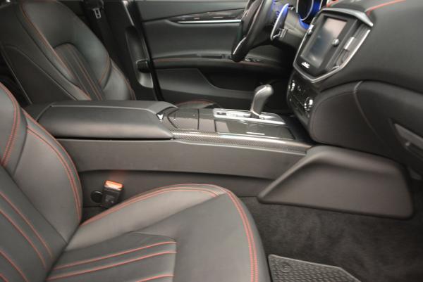 Used 2015 Maserati Ghibli S Q4 for sale Sold at Maserati of Westport in Westport CT 06880 19