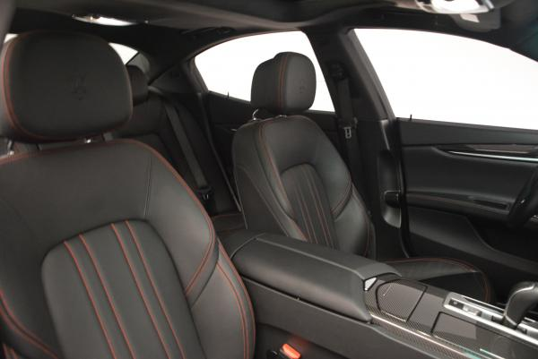 Used 2015 Maserati Ghibli S Q4 for sale Sold at Maserati of Westport in Westport CT 06880 20