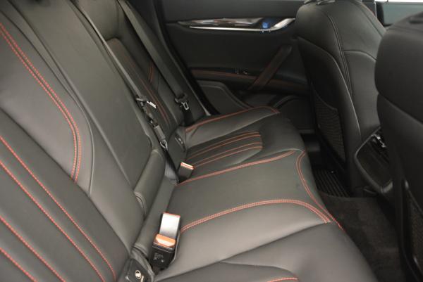 Used 2015 Maserati Ghibli S Q4 for sale Sold at Maserati of Westport in Westport CT 06880 22