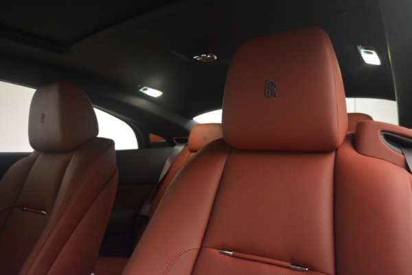Used 2016 Rolls-Royce Wraith for sale Sold at Maserati of Westport in Westport CT 06880 19
