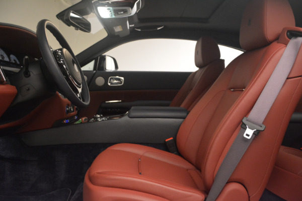 Used 2016 Rolls-Royce Wraith for sale Sold at Maserati of Westport in Westport CT 06880 21
