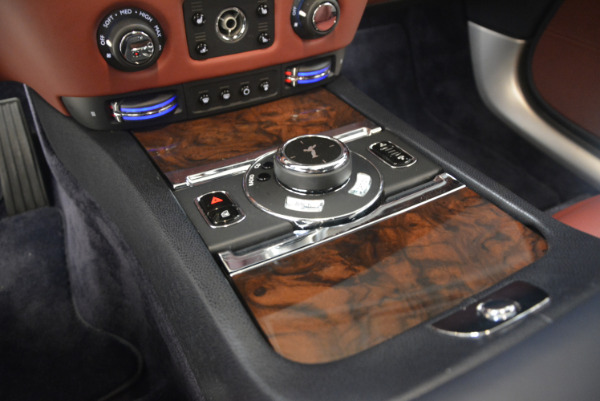 Used 2016 Rolls-Royce Wraith for sale Sold at Maserati of Westport in Westport CT 06880 23