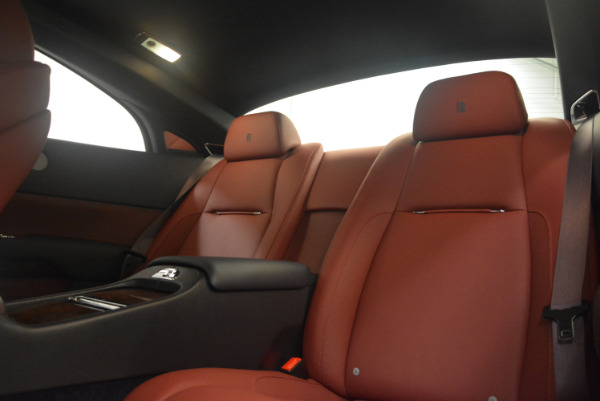 Used 2016 Rolls-Royce Wraith for sale Sold at Maserati of Westport in Westport CT 06880 24