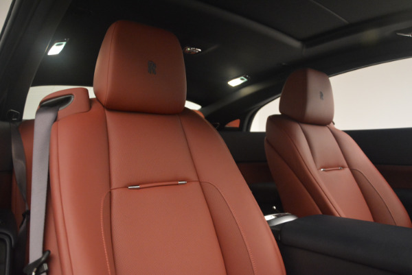 Used 2016 Rolls-Royce Wraith for sale Sold at Maserati of Westport in Westport CT 06880 28