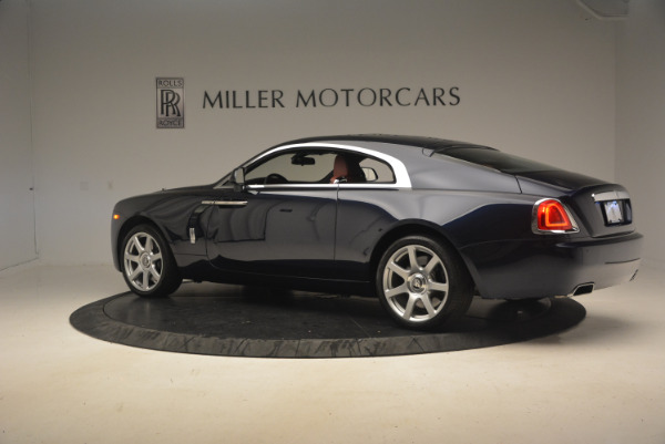 Used 2016 Rolls-Royce Wraith for sale Sold at Maserati of Westport in Westport CT 06880 4
