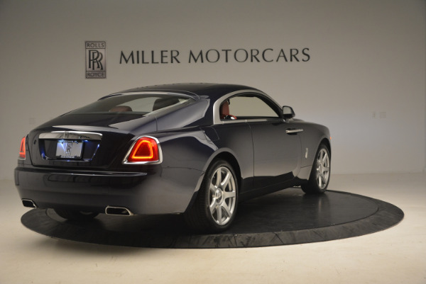 Used 2016 Rolls-Royce Wraith for sale Sold at Maserati of Westport in Westport CT 06880 8