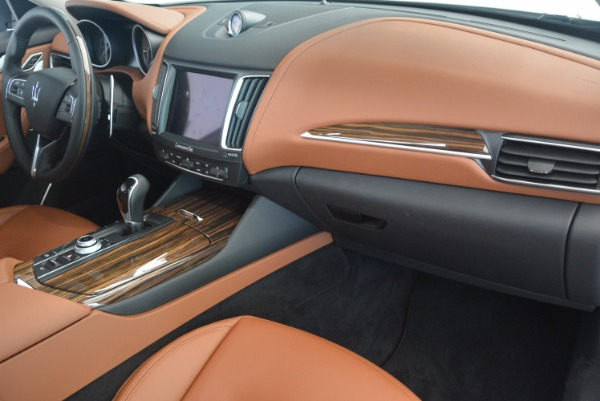 New 2017 Maserati Levante S for sale Sold at Maserati of Westport in Westport CT 06880 20