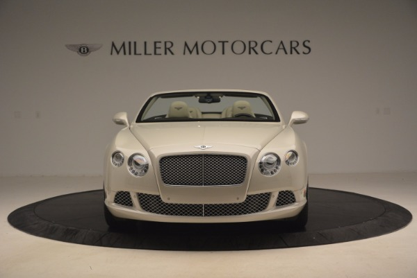 Used 2013 Bentley Continental GT for sale Sold at Maserati of Westport in Westport CT 06880 12