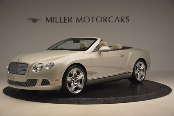 Used 2013 Bentley Continental GT for sale Sold at Maserati of Westport in Westport CT 06880 2