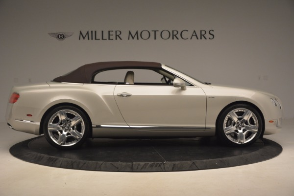 Used 2013 Bentley Continental GT for sale Sold at Maserati of Westport in Westport CT 06880 21