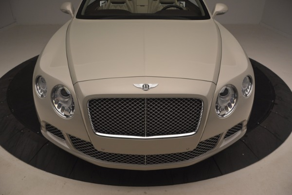 Used 2013 Bentley Continental GT for sale Sold at Maserati of Westport in Westport CT 06880 25