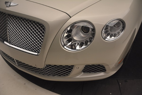 Used 2013 Bentley Continental GT for sale Sold at Maserati of Westport in Westport CT 06880 26
