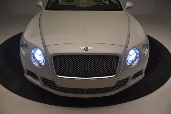 Used 2013 Bentley Continental GT for sale Sold at Maserati of Westport in Westport CT 06880 27