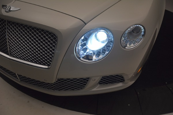 Used 2013 Bentley Continental GT for sale Sold at Maserati of Westport in Westport CT 06880 28