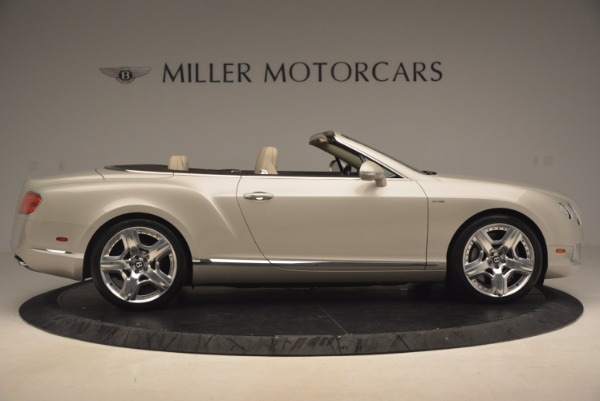 Used 2013 Bentley Continental GT for sale Sold at Maserati of Westport in Westport CT 06880 9