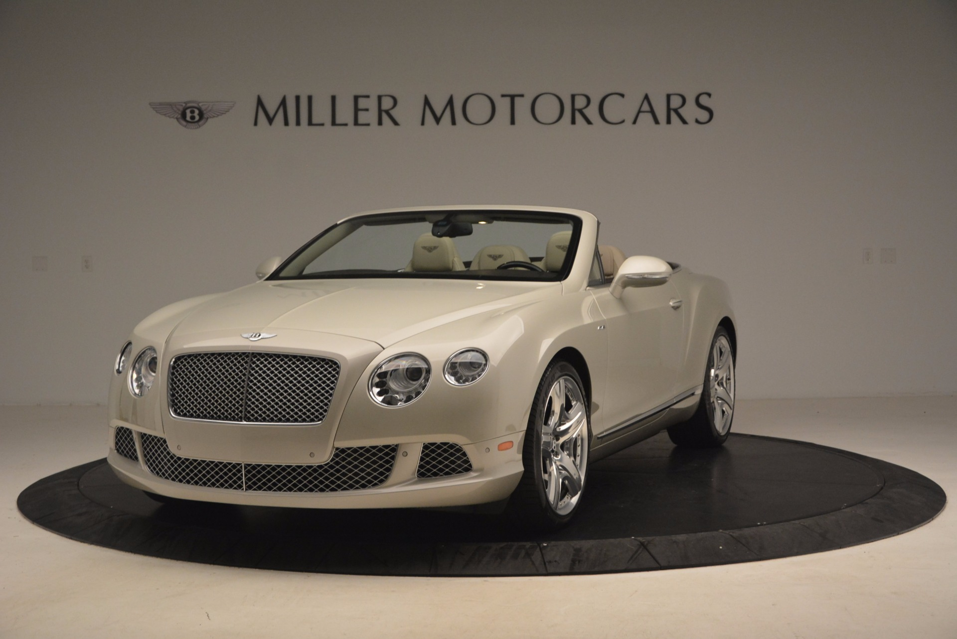 Used 2013 Bentley Continental GT for sale Sold at Maserati of Westport in Westport CT 06880 1