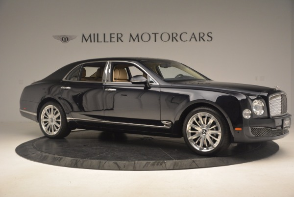 Used 2016 Bentley Mulsanne for sale Sold at Maserati of Westport in Westport CT 06880 10