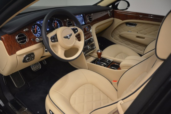 Used 2016 Bentley Mulsanne for sale Sold at Maserati of Westport in Westport CT 06880 24