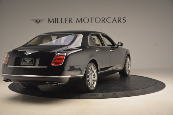 Used 2016 Bentley Mulsanne for sale Sold at Maserati of Westport in Westport CT 06880 7