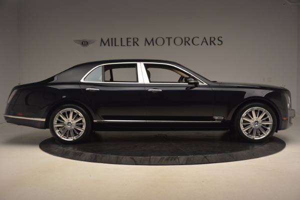 Used 2016 Bentley Mulsanne for sale Sold at Maserati of Westport in Westport CT 06880 9