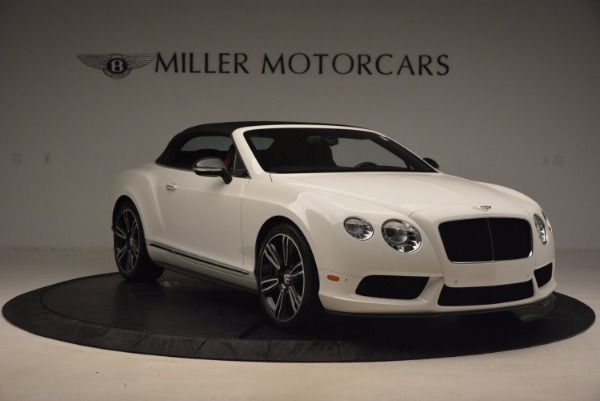 Used 2013 Bentley Continental GT V8 for sale Sold at Maserati of Westport in Westport CT 06880 24