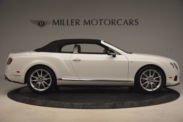 Used 2015 Bentley Continental GT V8 S for sale Sold at Maserati of Westport in Westport CT 06880 22