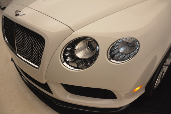 Used 2015 Bentley Continental GT V8 S for sale Sold at Maserati of Westport in Westport CT 06880 26