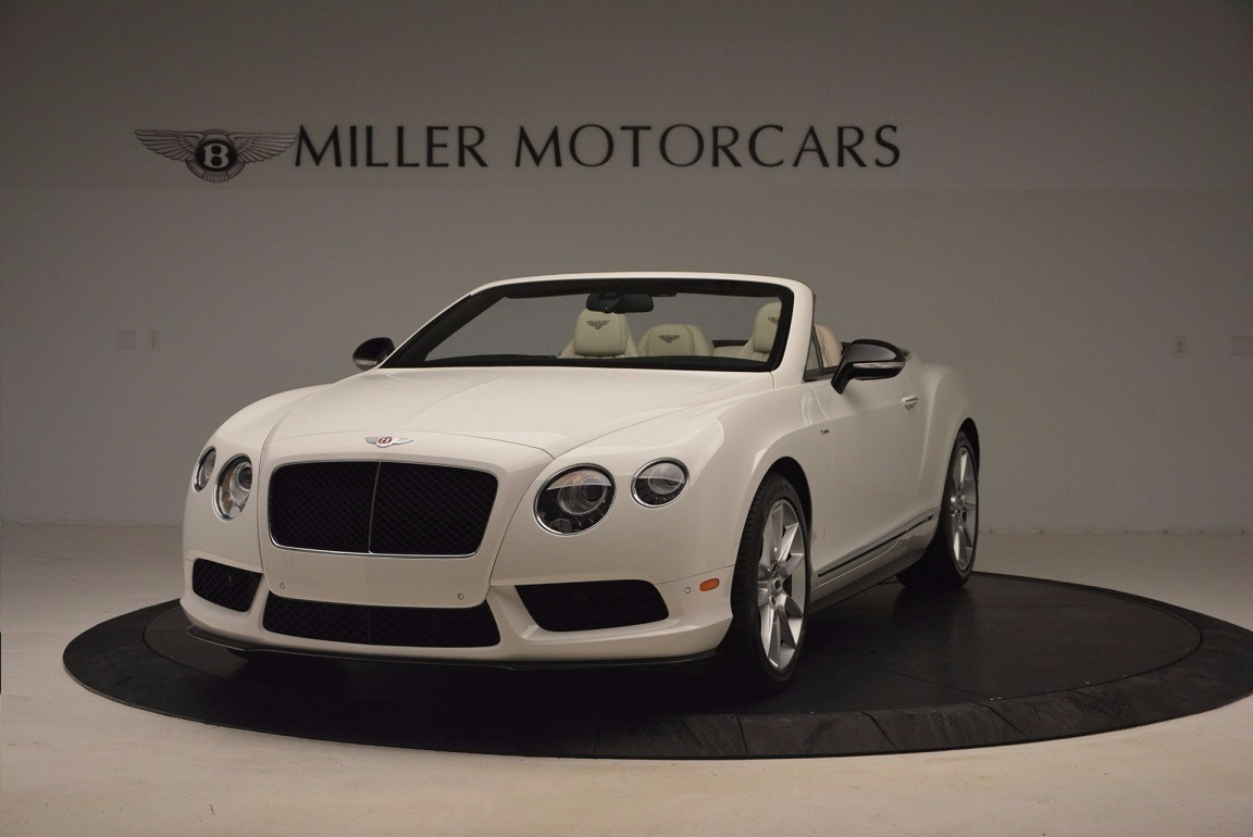 Used 2015 Bentley Continental GT V8 S for sale Sold at Maserati of Westport in Westport CT 06880 1