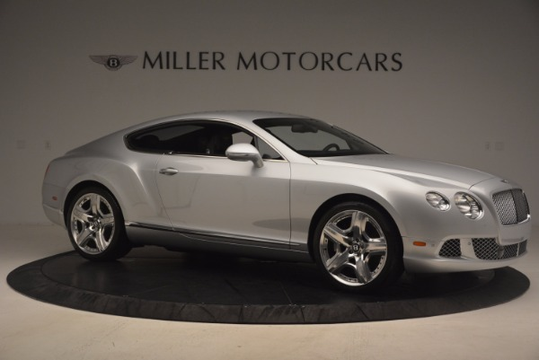 Used 2012 Bentley Continental GT for sale Sold at Maserati of Westport in Westport CT 06880 10