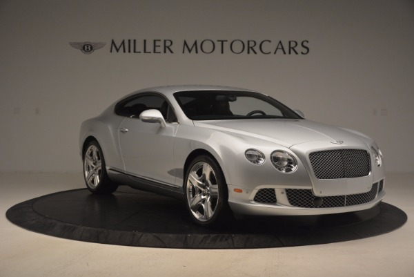 Used 2012 Bentley Continental GT for sale Sold at Maserati of Westport in Westport CT 06880 11